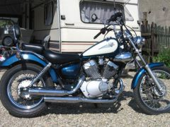 Yamaha Virago 125cc Chooper