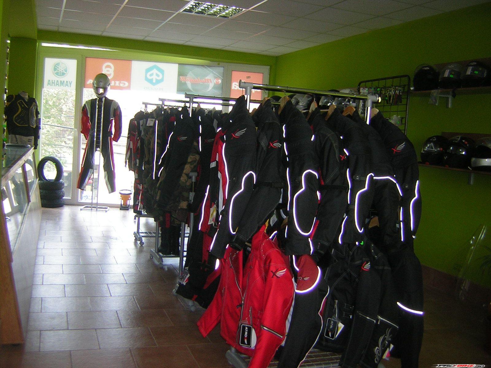 VANZARI ECHIPAMENTE DE PROTECTIE MOTO IN ARAD