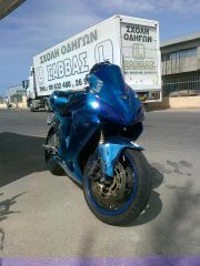 My cbr 600rr custom bike