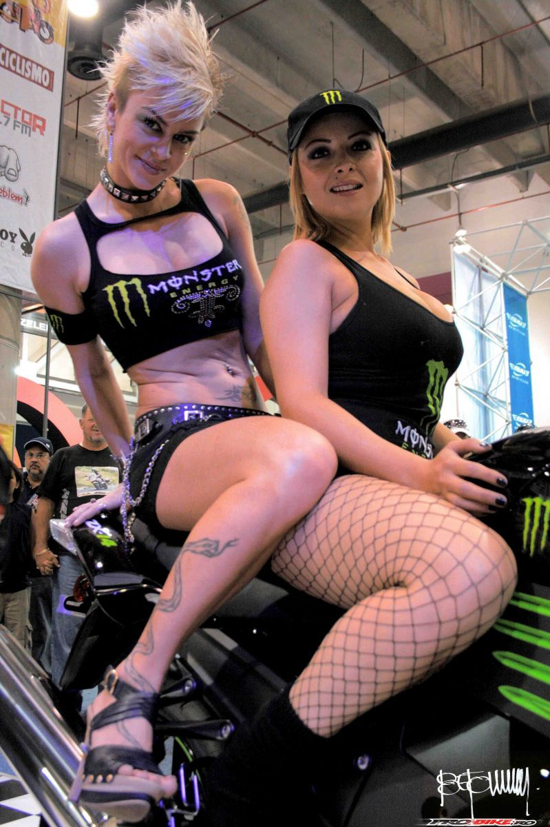 Monster Babes