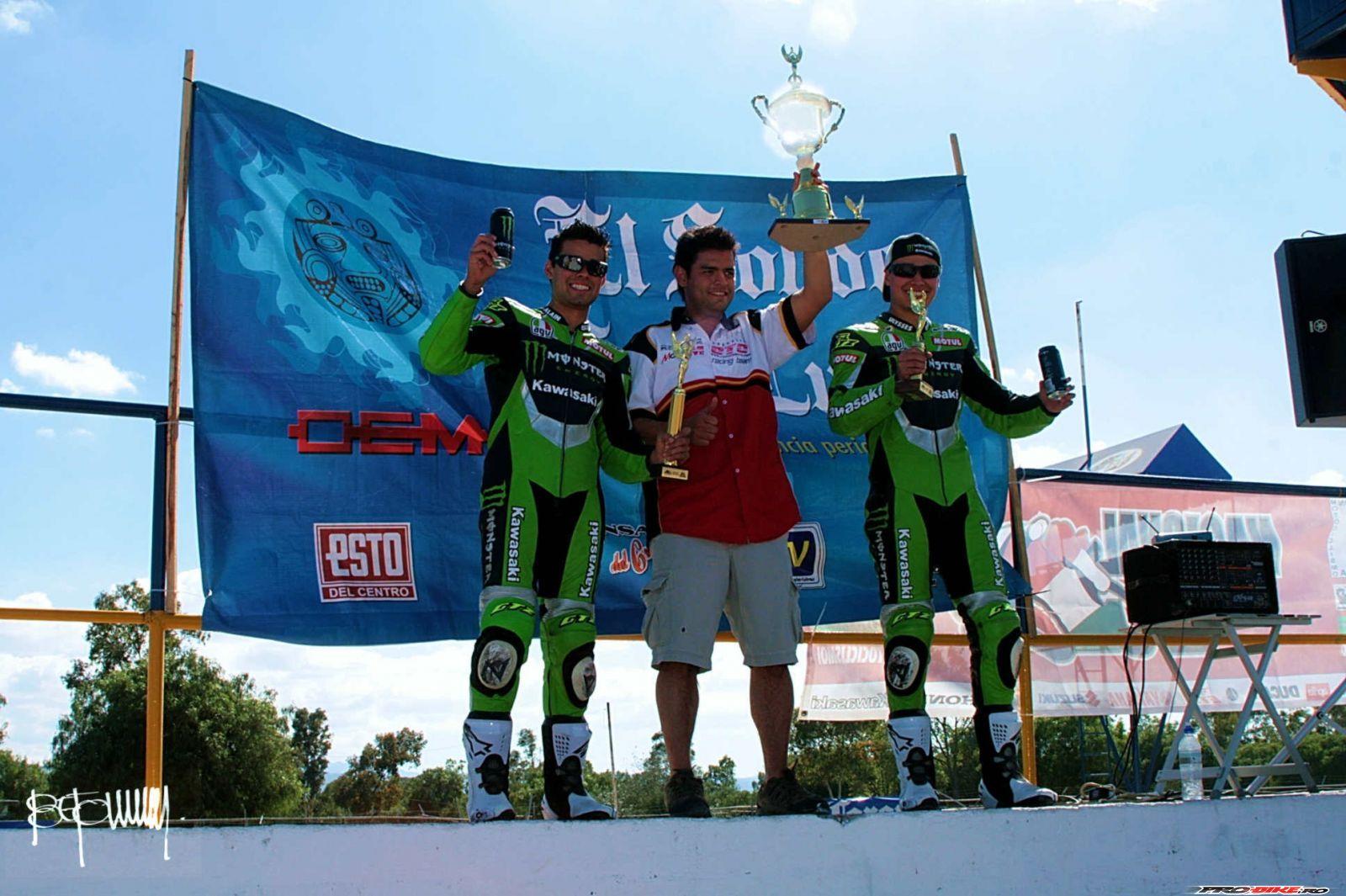 duble podium