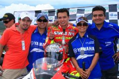 YAMAHA FACTORY RACING TEAM MEXICO