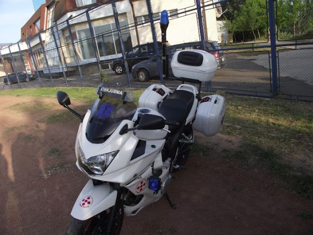 ambulanta moto