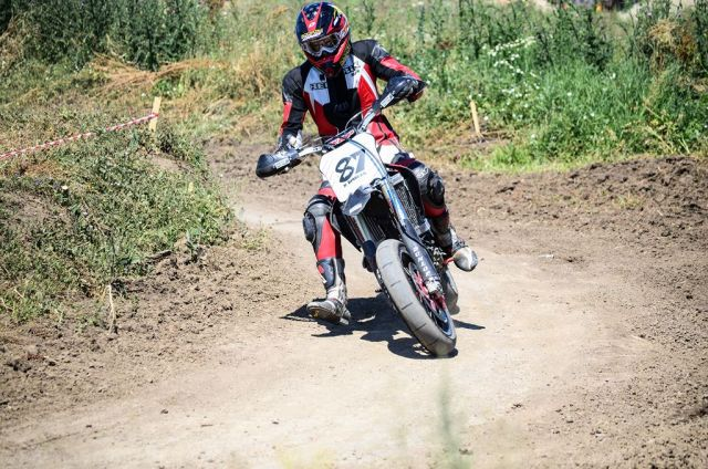 Campionatul National de Supermoto Arad