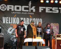MOTO-ROCK FEST VELIKO TARNOVO, BULGARIA