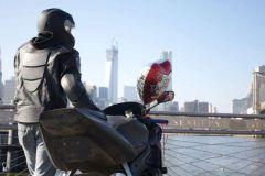 A biker's Valentine