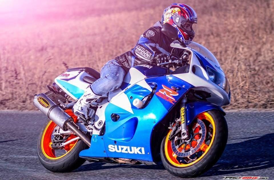 Suzuki - gsxr 600 - 1997