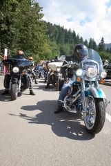 Harley Davidson Convention Bucovina - 2015
