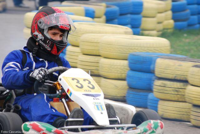 Campionatul national de karting FRAS