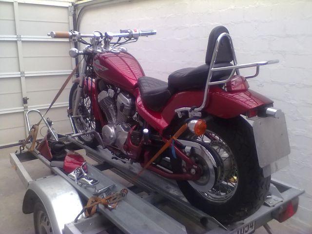 Noul meu Moto