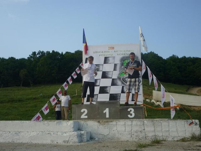 Motocross Moreni 2011