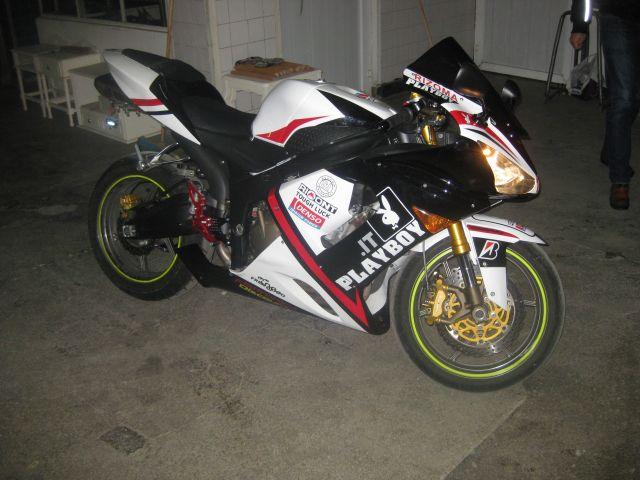 Carene Kawasaki 636