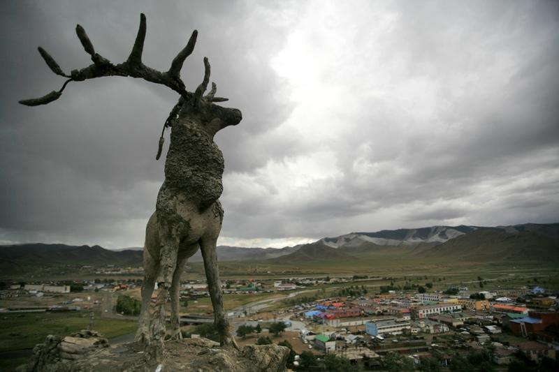 D Poze Din Mongolia 23