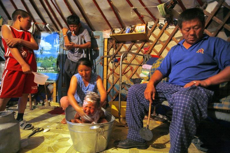 D Poze Din Mongolia 14