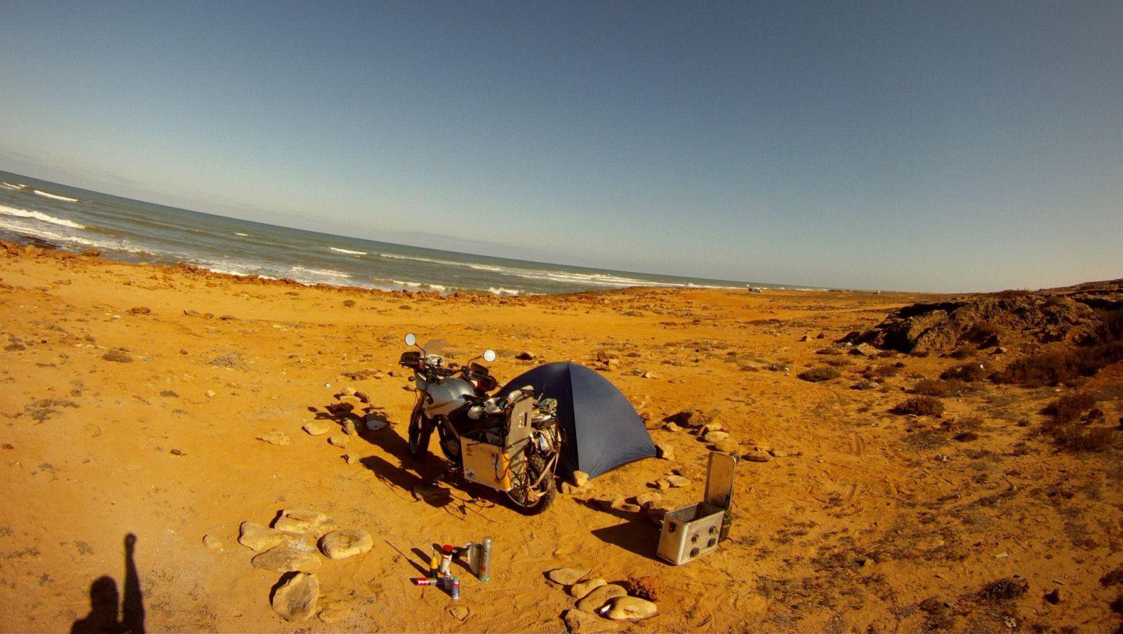 Pe plaja de revelion 2011