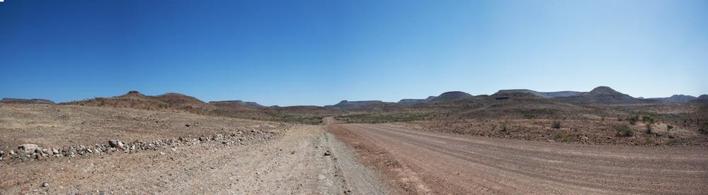 pano namibia mountain1