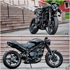 Ducati Road Queen (DRQ-2015)