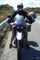 Prin Grecia cu 640 Adventure - 2007