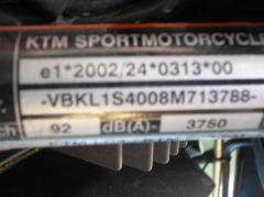 KTM 990 Adventure, plimbare prin Austria Iulie 2008