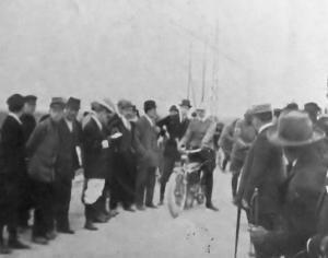 25.05.1914 Bucuresti Pitesti Bucuresti Saulescu.jpg